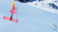 Scia con Barbie